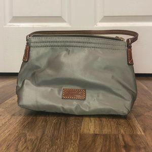 Dooney & Bourke gray extra small purse